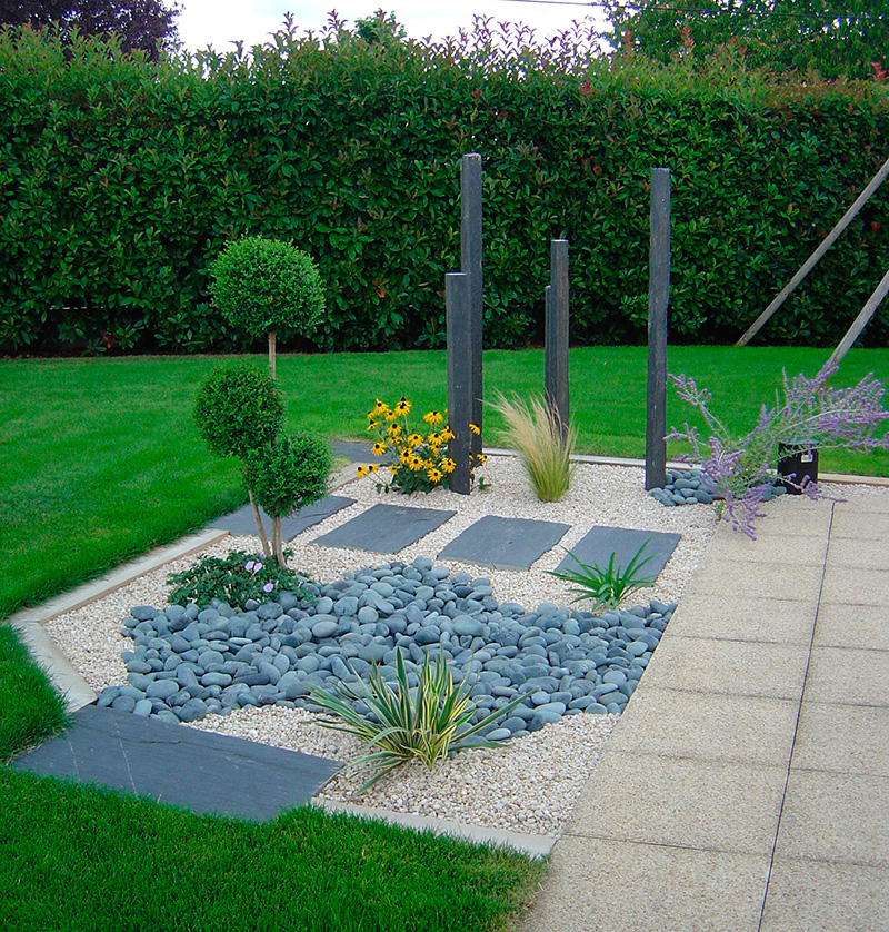 Emejing Jardins Contemporains Images - Seiunkel.us - seiunkel.us