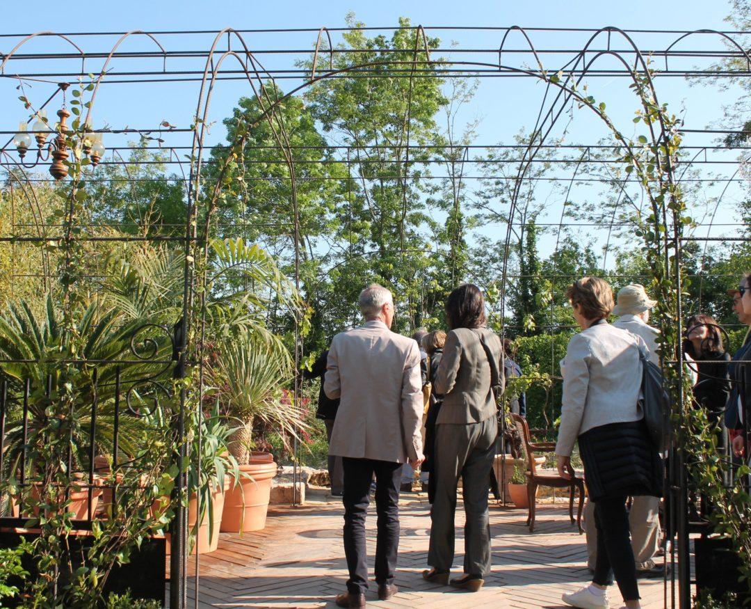 Les Jardins de Chaumont – Le Jardin de Proust