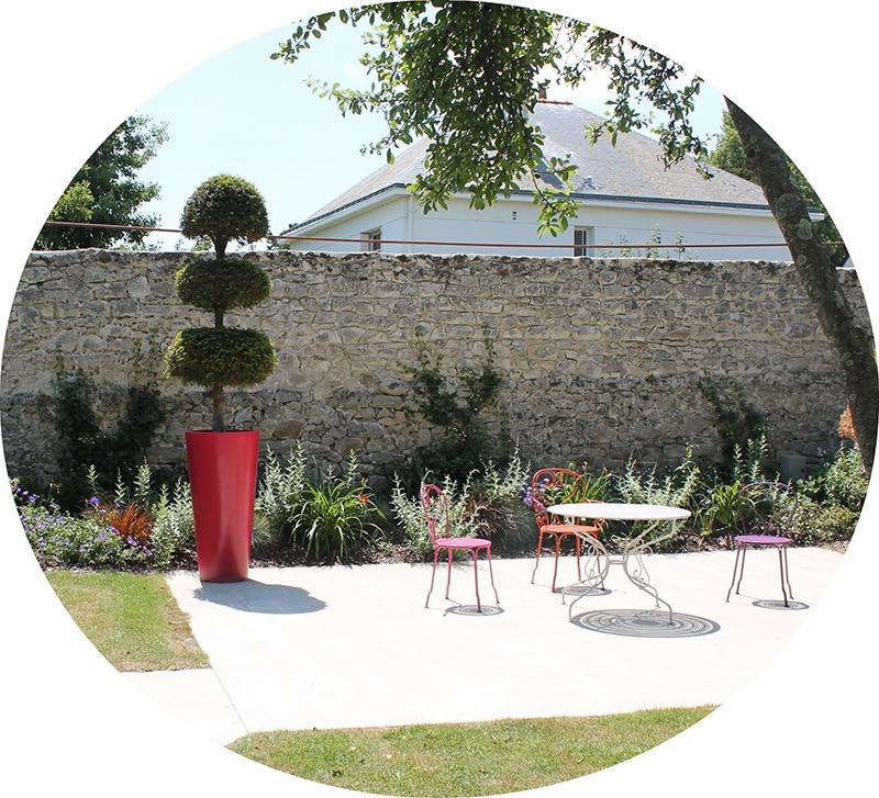 Pépinière Ripoche la chapelle basse mer 44 Jardin tendance