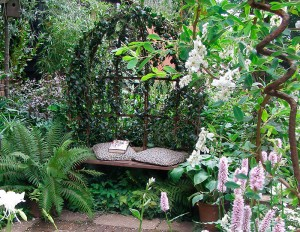 coins tranquille jardins anglaise