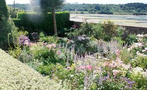 aménagement extérieur jardin création pépinière ripoche la chapelle basse mer