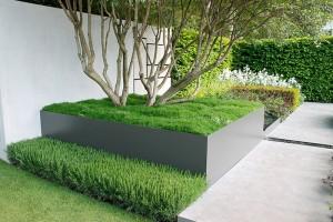 création paysage extérieur jardins contemporains pépiniere ripoche la chapelle basse mer