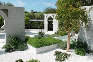 idées jardins tendance chapelle basse mer