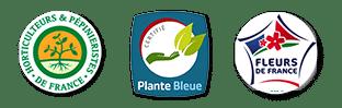 logo horticulture et pépinieres de france